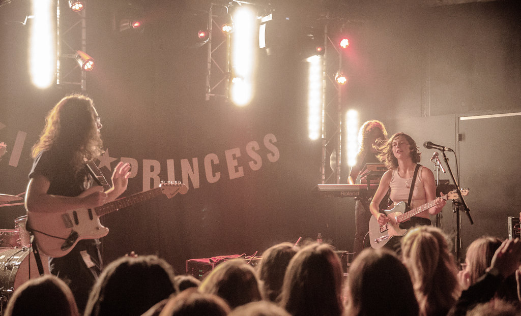 King Princess - Le Badaboum, Paris